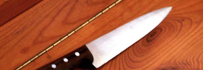 Un coltello