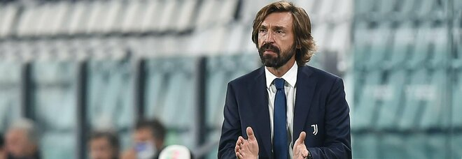 Serie A, l'addio della Juventus a Pirlo: «Grazie Andrea. Hai mostrato coraggio e passione»