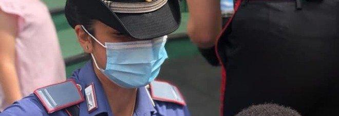 Carabinieri donano gadget e giochi a pazienti Bambino Gesù