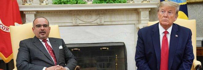 Trump minaccia l'Iran: «Non voglio la guerra, ma Usa sono pronti»