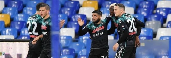 Napoli-Inter, il pareggio divide il web: «Abbiamo sudato la maglia di Burlon»