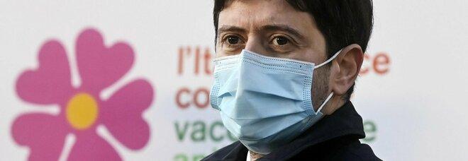 Coronavirus, Speranza: «Curva contagi risale, prossime settimane non facili. Serve SSN di qualità»