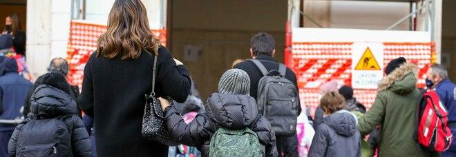 Scuola ad Avellino, orari differenziati anche per le classi dei più «giovani»