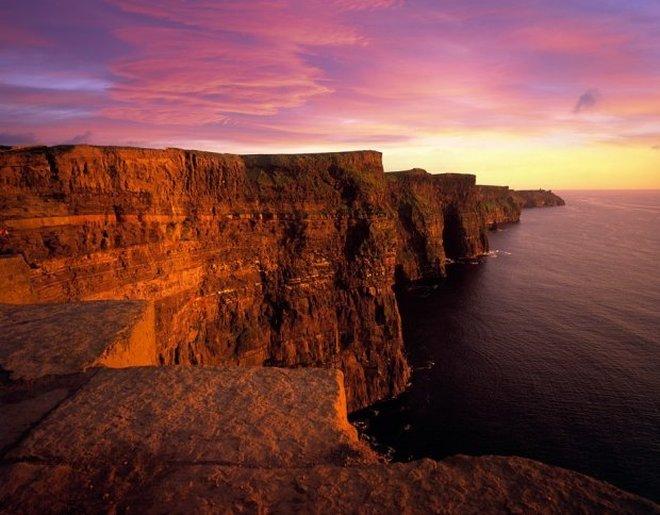 Cliffs of Moher (foto di Turismo Irlandese)