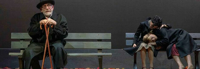 «Piazza degli Eroi» diretto da Roberto Andò: in onda in prima assoluta su Rai 5