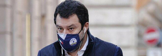 Matteo Salvini: «Legge elettorale proporzionale? Conte è su Marte»