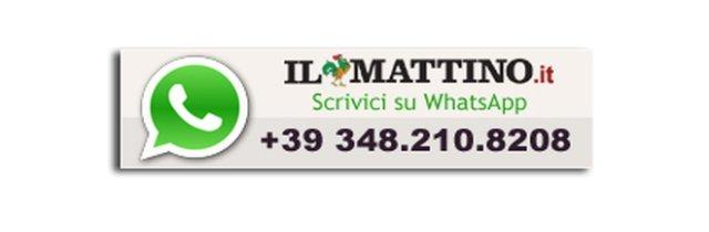 Il Mattino è anche su Whatsapp, ecco il numero per le segnalazioni