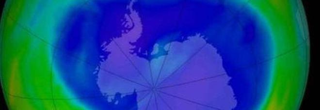 Chiuso buco dell'ozono da record in Antartide, secondo l'Omm «il più duraturo e uno dei più grandi e profondi dall'inizio del monitoraggio 40 anni fa»