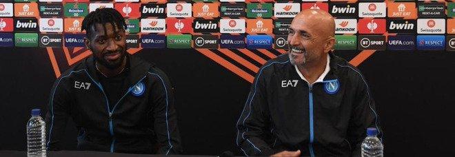 Leicester-Napoli, Spalletti è pronto: «L'Europa League è una cosa seria»