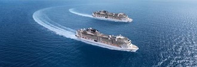 Msc Crociere, 100mila passeggeri a un anno dalla ripartenza