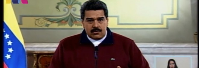 Maduro e il maglione Lacoste, Venezuela indignato: