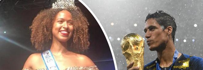 Annabelle, la sorella di Raphael Varane a un passo dalla finale di Miss Francia