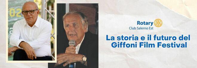 Gubitosi e la storia di Giffoni: «Il presente che per me è già futuro»