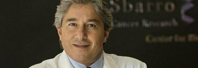 Il professor Antonio Giordano
