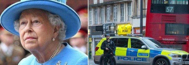Regina Elisabetta, il terrorista Sudesh Amman voleva accoltellarla: il rapporto choc