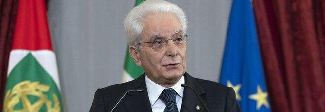 Virus, Mattarella: «Non possiamo dimenticare morti e sacrifici, la libertà non è far ammalare gli altri»