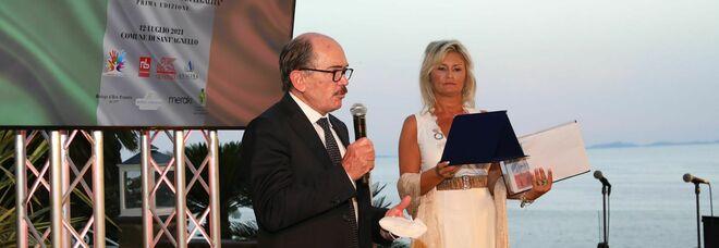 Il Procuratore Nazionale Antimafia Federico Cafiero De Raho in Costiera