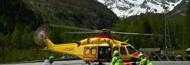 Monte Rosa, alpinista muore mentre fa snowboard: recuperato il corpo
