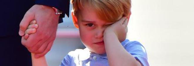 Baby George, il gesto generoso del principino che ha commosso Kate Middleton e William