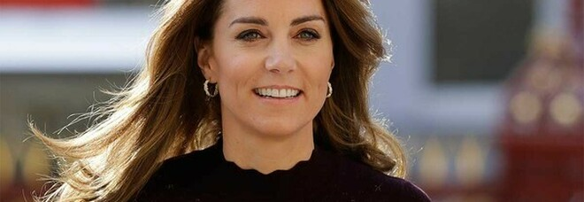 Kate Middleton, l'outfit inusuale che spiazza tutti: «Bellissimo»