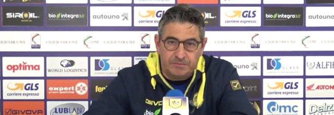 Cavese-Juve Stabia, Padalino: «Riprendiamoci quello che ci hanno tolto»