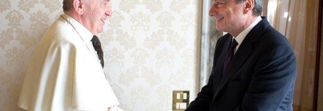 Papa Francesco vuole Mario Draghi nel think thank delle scienze sociali in Vaticano