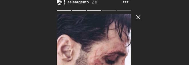 Fabrizio Corona a Verissimo, ecco la reazione di Asia Argento alle sue parole