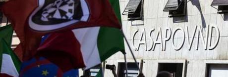Fallito blitz a Casapound, i pm chiedono verifiche alla Finanza