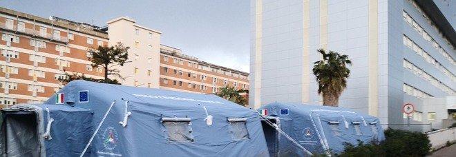 Rissa al pronto soccorso dell'ospedale di Caserta, 3 arresti