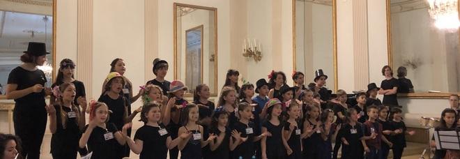 I piccoli di Opera Camp al San Carlo
