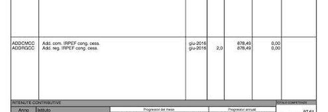 La busta paga del consigliere al Comune di Napoli | Guarda
