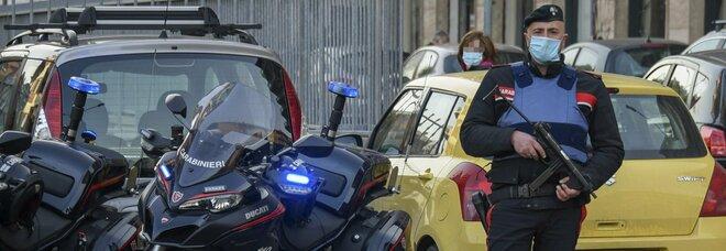 Roma, allerta furti al Prenestino: ecco i check point in strada