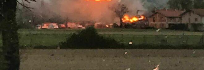 Fabbrica esplosa, due indagati Testimone: «Ho visto l'apocalisse»