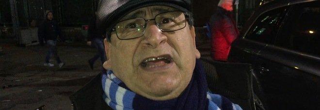 Napoli-Sassuolo, delusione tifosi: «Era una partita da vincere»