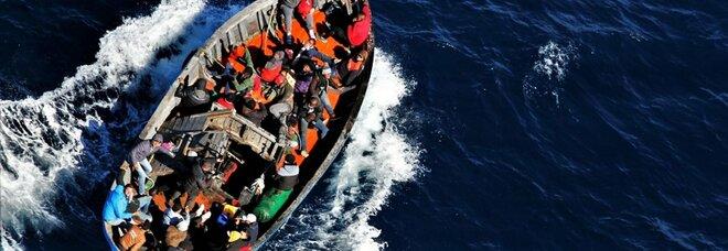 Migranti, mille a Lampedusa: pressing Salvini su Draghi, verso cabina di regia