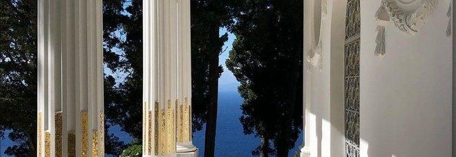 Capri incontra Dante, a Villa Lysis la rassegna a cura di Polis 3.0
