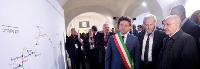 La sfida: in 10 anni treni superveloci tra Napoli e Bari, al via i cantieri