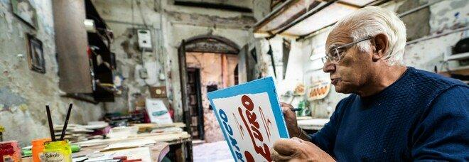 Napoli, Pasquale è l'ultimo «numeraio» nei vicoli del Buvero