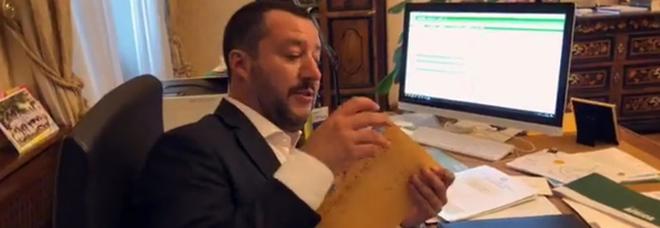 Diciotti, contestato a Salvini il reato di «sequestro di persona aggravato»