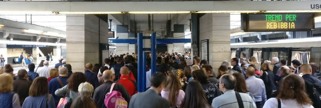 Metro B nel caos a Roma, treni fermi per il malore di un passeggero