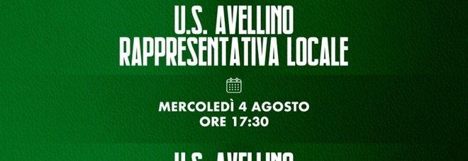 L'Avellino si prepara per la sfida contro la Ternana in Rimini Cup