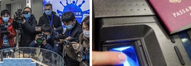 Cina prima al mondo a lanciare il «passaporto vaccinale»: un certificato proverà che sei immunizzato