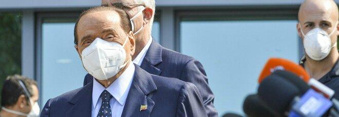 Berlusconi negativo al tampone. E va alla festa per le nozze del figlio Luigi