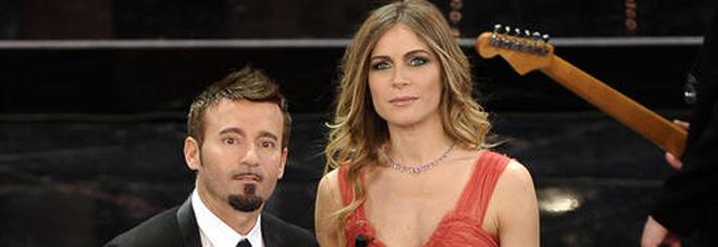 Max Biaggi ed Eleonora Pedron