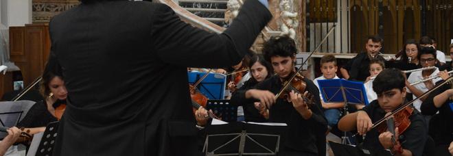 Napoli, nasce «L'orchestra Sociale Sanità», i piccoli di Sanitansamble crescono