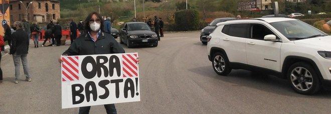 Ambulanti e ristoratori, a Benevento la rabbia torna in strada