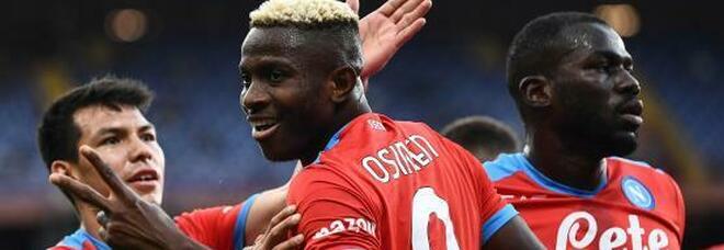 Napoli-Cagliari, Osimhen ricordi? Victor cerca il primo gol in casa