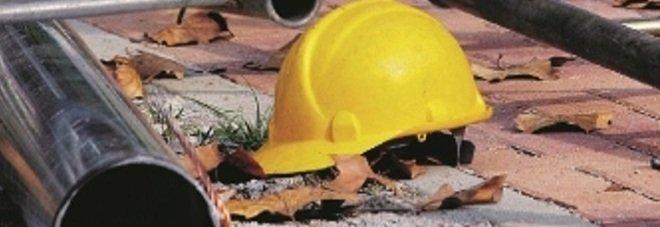 Irpinia, cade da un'altezza di 12 metri: grave operaio 21enne di Ercolano