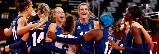 Italia-Argentina volley Tokyo 2020: Egonu top, azzurre a punteggio pieno