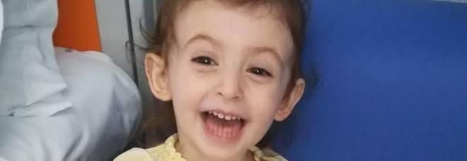 #salviamoElisa, la piccola con una grave leucemia lascia l'isolamento